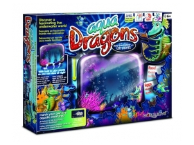World Alive Aqua Dragons Podvodni svijet s LED rasvjetom