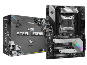ASRock s2066 X299 Steel Legend дънна платка