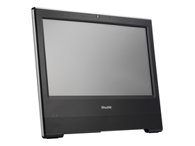Shuttle X50 V6 all-in-one računalo, crna