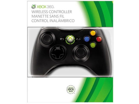 Xbox360 Wireless Controler čierny