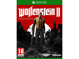 Wolfenstein II: The New Colossus Xbox One igra
