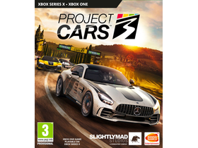 Project Cars 3 Xbox One igralni software