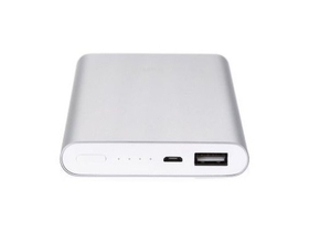 Xiaomi Mi Power Bank 2S 10000mAh Power Bank, srebrni