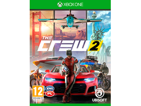 The Crew 2 Xbox One igralni softver