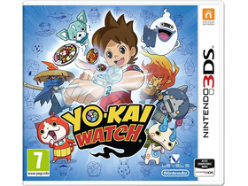 Yo-Kai Watch 3DS hra
