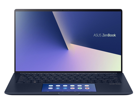 Asus ZenBook UX334FL-A4015T notebook, modrý, HUN + Windows 10