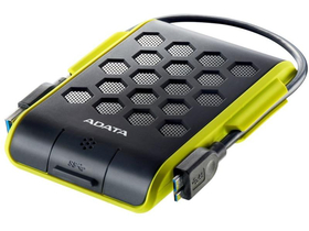 Adata Durable HD720 1TB vanjski HDD, zelena