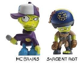 Zombiezz,  Mcbrains - Sargent Rot