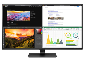 "LG 43UN700-B 4K UHD IPS 43"" LED monitor"