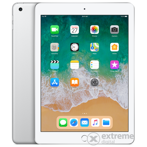 Apple iPad 6 9.7 Wi-Fi 32GB, ezüst (mr7g2hc/a)