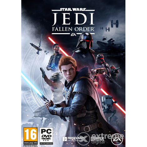 Star Wars Jedi: The Fallen Order PC játékszoftver
