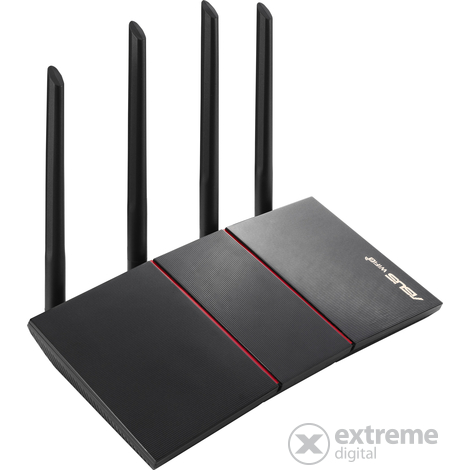 Asus RT-AX55 AX1800 Mbps LAN/WIFI router