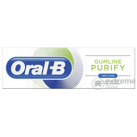Oral-B Gum Purify Deep Clean fogkérm (75 ml)