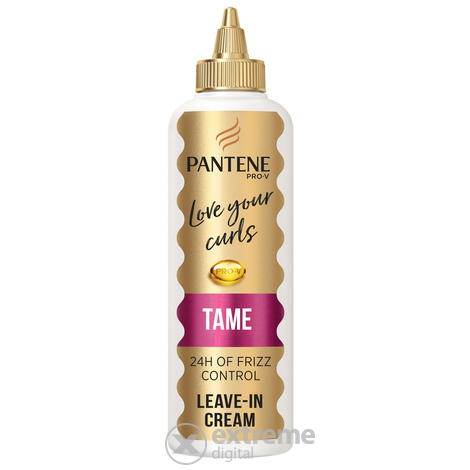 Pantene Mousse Curls hajformázó, 270ml