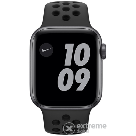 Apple Watch Nike Series 6 GPS, 40mm Space Gray with Anthracite/Black Nike Sport Band