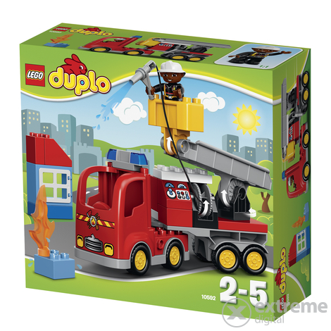 lego duplo l schfahrzeug spielzeug f r drei j hrige kinder 10592 extreme digital. Black Bedroom Furniture Sets. Home Design Ideas