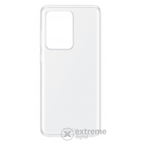 Samsung Galaxy S20 Ultra clear cover tok, átlátszó
