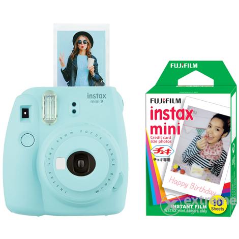 Fujifilm Instax Mini 9 instant fotoaparát 49fc7e89ad6