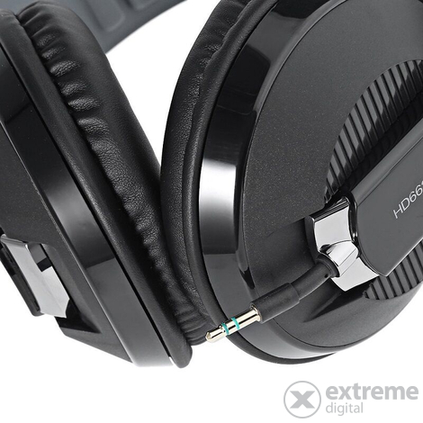 Superlux HD662EVO-BK fejhallgató 2ebeee3dd2