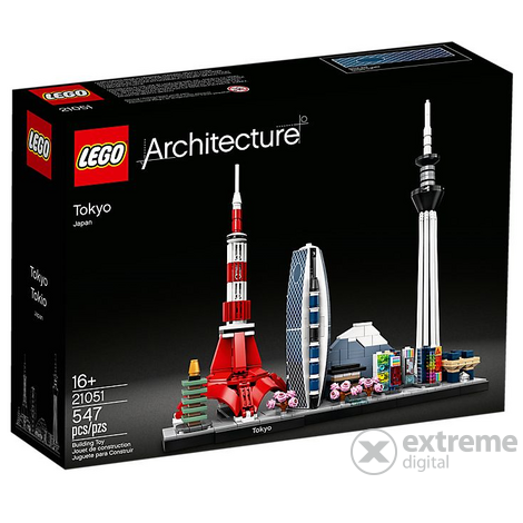LEGO® Architecture 21051 Skyline-1