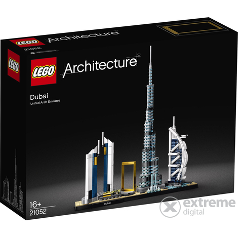 LEGO® Architecture 21052 Skyline-2