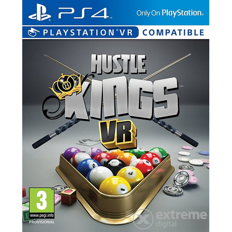 Hustle Kings PS4 VR igra