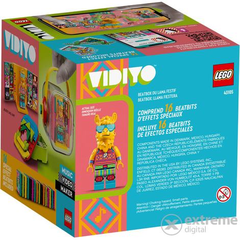 LEGO® VIDIYO™ 43105 Party Lama BeatBox
