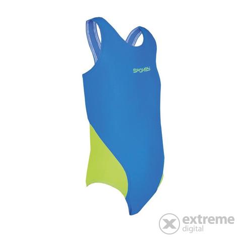 Spokey Muna Junior lányka úszódressz  kék-zöld  116