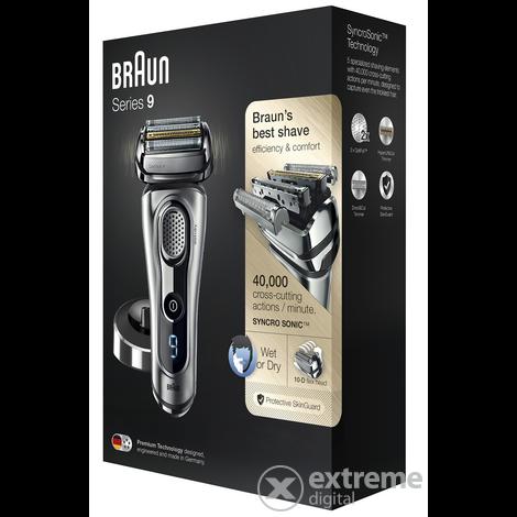 Braun Series 9-9260s Wet Dry Borotva  5479f4c7cc