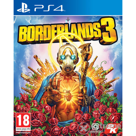 Borderlands 3 PS4 Spielsoftware