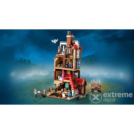 LEGO® Harry Potter™ 75980 Napad na Jazbinu