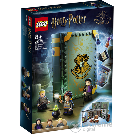 LEGO®  Harry Potter TM 76383 Roxfort™ pillanatai: Bájitaltan óra