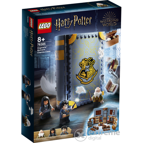 LEGO®  Harry Potter TM 76385 Roxfort™ pillanatai: Bűbájtan óra