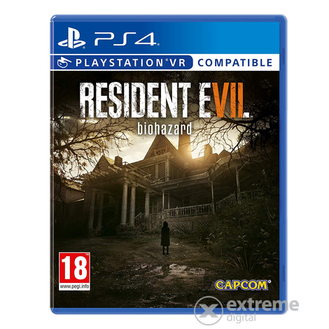 Resident Evil Playstation 4 VR játékszoftver (Playstation Hits)