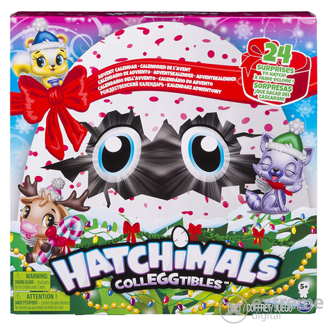 Spin Master Hatchimals adventi kalendárium