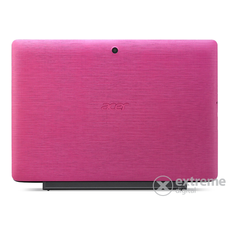 Таблет Acer Aspire Switch 10 (NT.G1XEU.002) 64GB, Pink (Windows 8.1)
