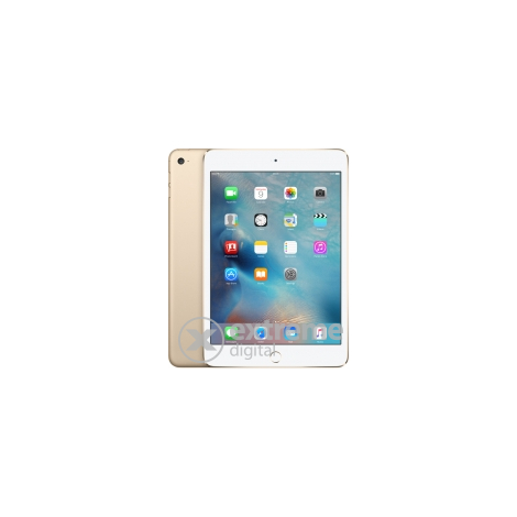 Apple iPad mini 4 Wi-Fi 128GB, Gold (mk9q2hc/a)