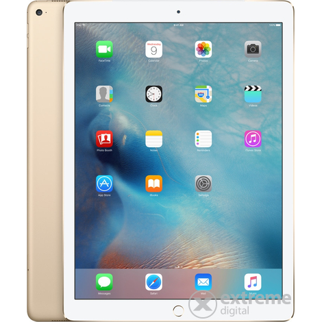 Apple iPad Pro Wi-Fi + Cellular 128GB, златен (ml2k2hc/a)