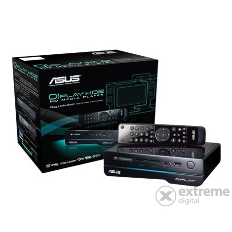 Sistem multimedia Asus O!PLAY HD2 + WIFI USB