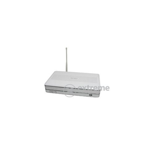 Asus WL-700gE 54Mbps WLAN server router 250GB HDD