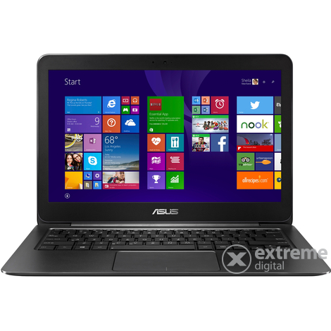 Лаптоп Asus UX305LA-FB019T  Windows 10, черен