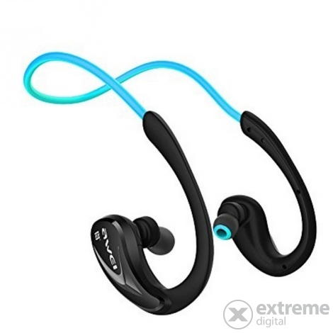 Awei Bluetooth headset, kék