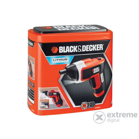 black decker kc460ln akkus marokcsavaroz extreme digital. Black Bedroom Furniture Sets. Home Design Ideas