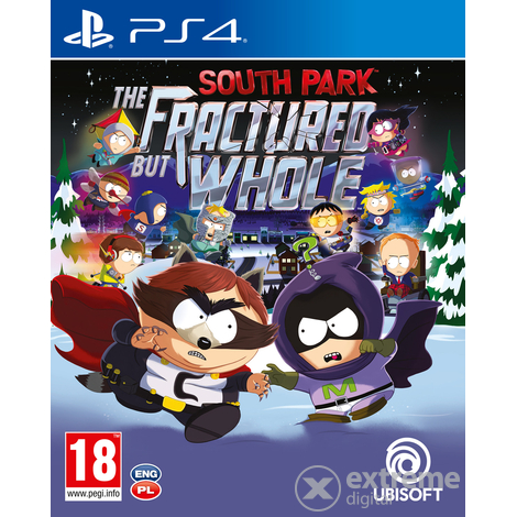 South Park: The Fractured But Whole PS4 játékszoftver