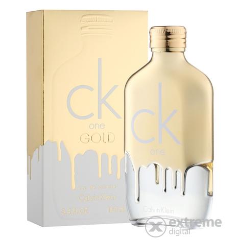 93bc8b5abc Calvin Klein One Gold unisex parfüm, Eau De Toilette, 100 ml ...