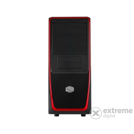 Carcasă PC Cooler Master RC-311B-RKN1 Elite 311 Basic, roşu