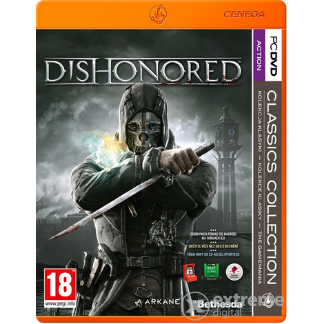Bethesda Softworks Dishonored Classic Collection PC játékszoftver