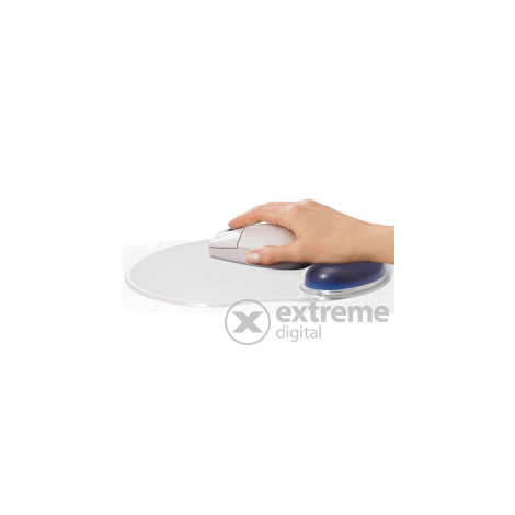Mousepad transparent cu gel Ednet