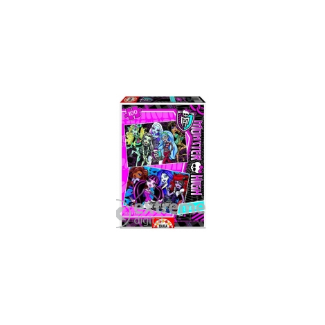 Puzzle Educa Monster High, 2x100 buc.