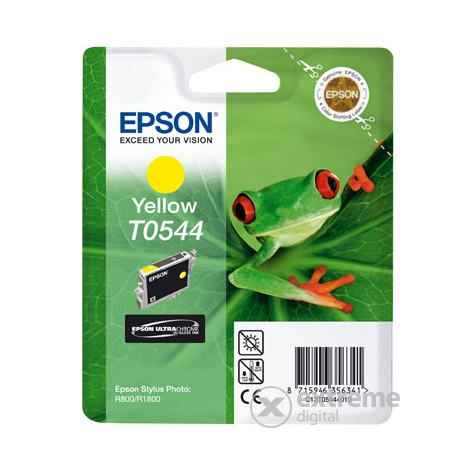 Cartuş galben Epson St. Photo R800, 13ml